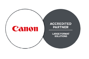 Canon Accredited Partner_Large Format Solutions