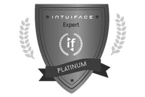 Intuiface Platinum Creative Expert