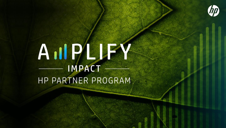 Verso un business sempre più sostenibile con il programma Amplify Impact di HP